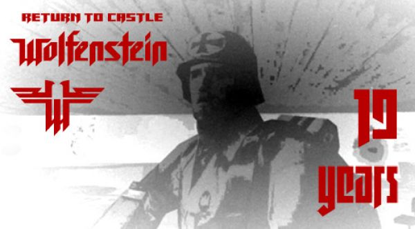 Happy Birthday Return to Castle Wolfenstein!